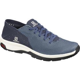 Salomon Tech Lite Shoes Men niagara/navy blazer/black